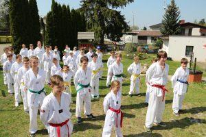 Pozvánka na Taekwondo víkend 23. – 24. 11. 2019