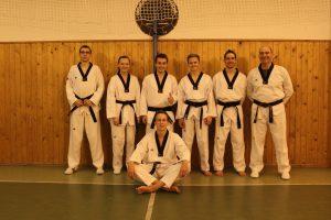 Soukromé hodiny Taekwondo