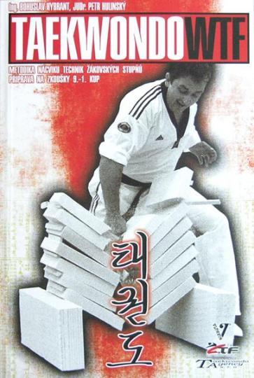Kniha Taekwondo