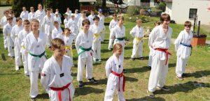Pozvánka na Taekwondo víkend 12. – 13. 6. 2021